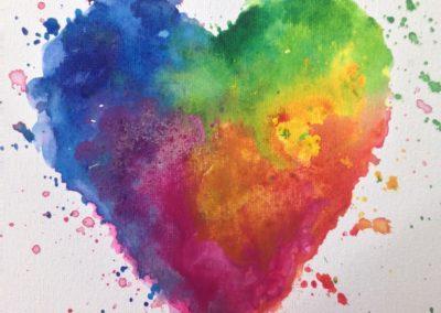 Paint Party Love